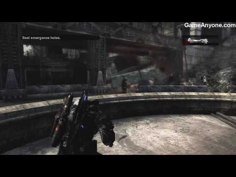 Gears Of War - Ashes - Fish In A Barrel