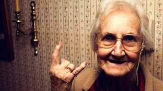Приколы с бабками