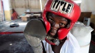 Naftali's Photo Essay: The Boxers of Jamestown