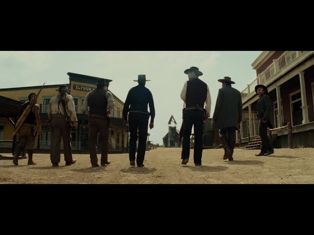The Magnificent Seven - Official Trailer #1