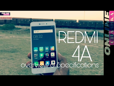 redmi-4a-overview-and-quick-specs