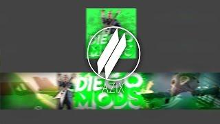 SPEED ART /EPIC BG/ #4 FOR Diego Mods