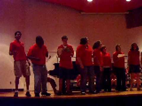 Kinderchor Ohio 2008 Institute -- Staff Jam