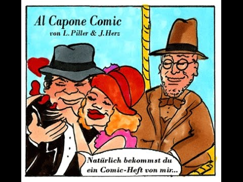 Das Video Zum Al Capone Comic Heft Produced By Comic Manufaktur