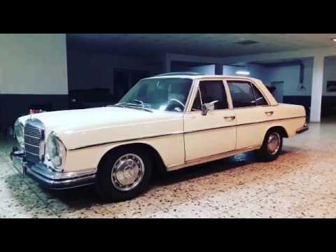 W108 Mercedes Benz Airride bagged w115 w109 w111
