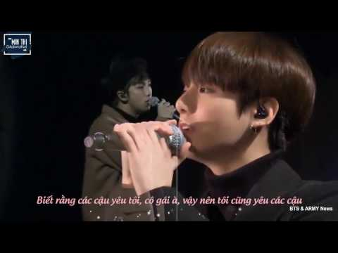 [Vietsub] I Know - BTS  Rap Monster x Jungkook  [ 3rd Muster DVD]