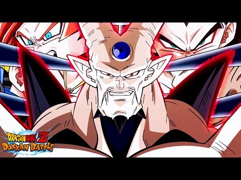 HOW FAST CAN AN OMEGA SHADOW DRAGON ARC TEAM BEAT BOSS RUSH? Dragon Ball Z Dokkan Battle