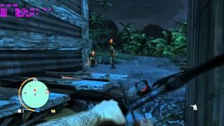 Far cry 3 - Radeon HD 7770, Intel i3 3240 Gameplay (Full HD)