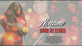 Noname Song 32 (Lyrics)