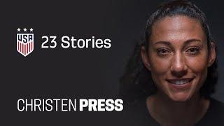 One Nation. One Team. 23 Stories: Christen Press