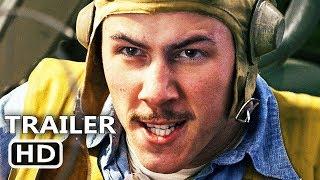 MIDWAY Trailer # 2 (NEW 2019) Nick Jonas, Woody Harrelson Movie HD