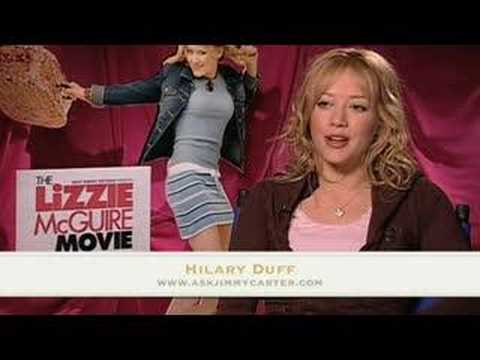 Hllary Duff interview