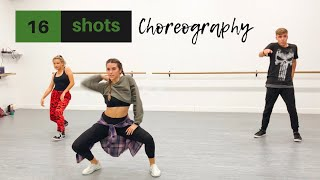 16 Shots by Stefflon Don - Choreography