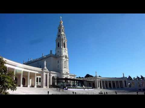 Bells at Fatima ring to Ave Maria