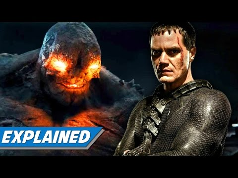 Doomsday Transformation Explained!! (Batman v Superman)