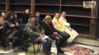 BRUNO AYMONE CHANNEL - BHAGAVAT SWAMI CONFERENCE FOR THE VEDIC CULTURE HISTORICAL LIBRARY (6) -