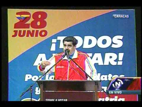 Maduro denuncia campaña de Exxon Movil para provocar confrontación con Guyana