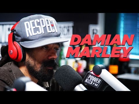 "Damian Marley On 'Stony Hill', Creating ""Bam"" + Getting Jay-Z High"