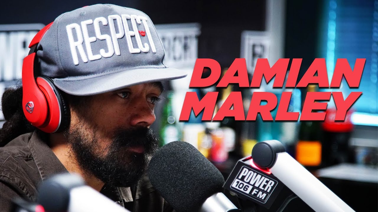 "Image result for Damian Marley On 'Stony Hill', Creating ""Bam"" + Getting Jay-Z High"