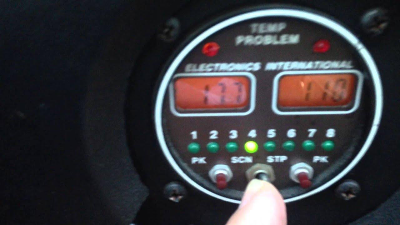 Gas Gauge Not Working >> Electronics International CHT / EGT gauge with a probe ...
