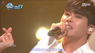 【繁體中字】INFINITE - 謝謝 (고마워) @ 160922 M!COUNTDOWN