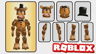 FIVE NIGHTS AT BLOCKBEARS! Captured & Turned into Animatronics! (Roblox Roleplay)