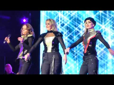 Bananarama - I Can't Help It (Live) The Original Line Up Tour Arena Birmingham 23/11/17