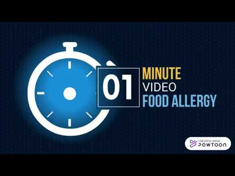 FIVE TIPS TO PREVENT FOOD ALLERGY