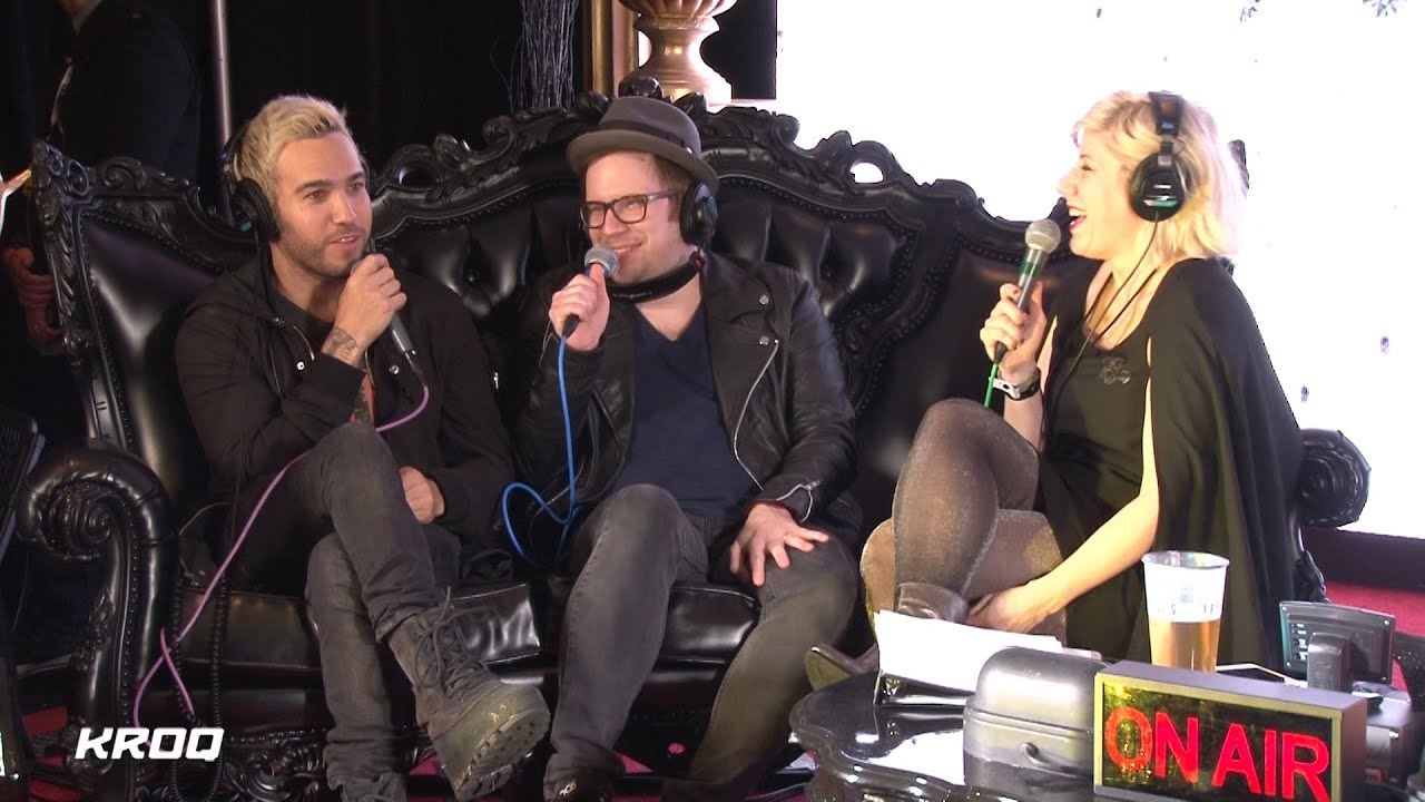 fall out boy interview kroq almost acoustic christmas 2015 youtube - Fall Out Boy Christmas