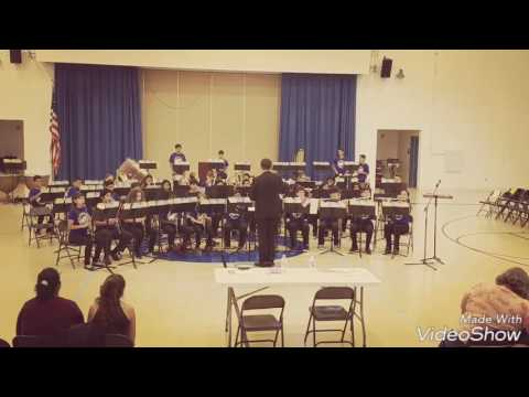 Columbus Tustin Middle School Concert Band