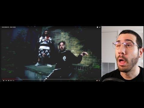 Download Youtube: Metalhead REACTION to Rap: $UICIDEBOY$ - 2ND HAND