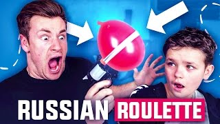 BROTHERS PLAY TRUTH OR DARE ROULETTE
