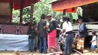 Funeral rite - Tana Toraja