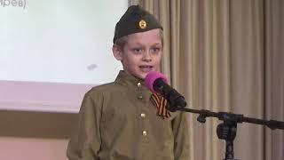 """""""Ветераны"""" Владимир Снегирёв"""
