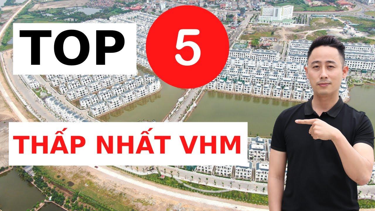 [ Có Chắc Đây Là ] Top 5 Căn Nhà Giá Thấp Nhất Vinhomes Marina | Săn Nhà Vinhomes Số 01