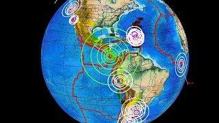 //ALERT\\ 6.3 Earthquake L'Esperance, Panama / New Ulawun Volcano /June 26, 2019