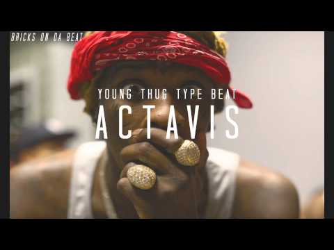 """Young Thug x Metro Boomin x Mike Will Made It Type Beat """"ACTAVIS"""" 