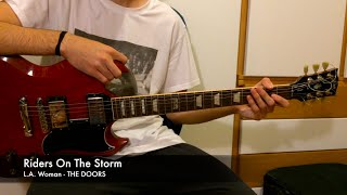 Riders On The Storm - Guitar Tutorial