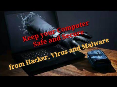 Protect your Computer through HACKERS ( Hindi HD))
