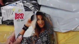 Кеды и джинсы женские / Второй заказ с сайта bonprix.ru / Примерка Распаковка Обзор