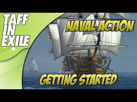 Naval Action - Early Access - Getting started in the Open world