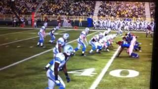 Madden NFL 11 Charles Woodson vs Calvin Johnson