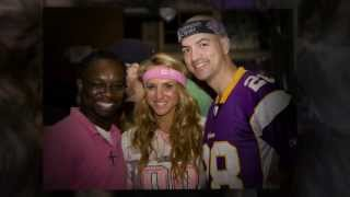 Treasured Chests - Vikings Tailgate Party 2012