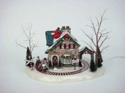 Department 56 Original Snow Village Santa's Wonderland House Item 56.55359