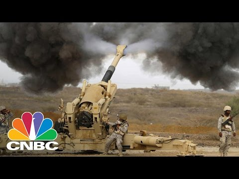 US Poised To Greenlight $100B Saudi Arms Deal | Squawk Box | CNBC