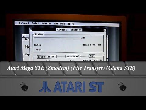 Atari Mega STE (Zmodem) (File Transfer) (Giana STE)