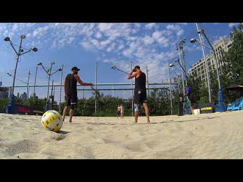 AVP New York City 2018: McKibbin Brothers V Cronshaw/Kohler