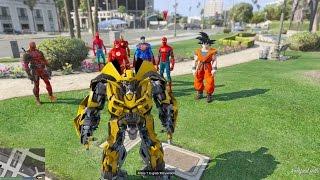 GTA 5 Mod - Bumblebee (Transformers) Quẩy Nát Thành Phố Trong GTA V(GTA 5 Mod - Bumblebee (Transformers) Quẩy Nát Thành Phố Trong GTA V Đăng ký kênh Game Offline |▻ http://bit.ly/GameOffline Đăng ký kênh GTA 5 Việt ..., 2017-01-09T12:02:00.000Z)