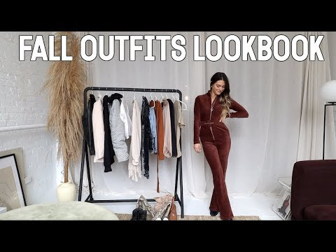 [VIDEO] - FALL OUTFITS LOOKBOOK || NOEL LABB 2
