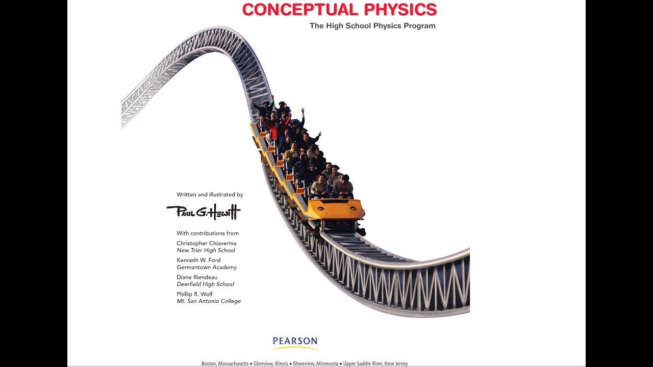 Conceptual Physics Paul G Hewitt Pdf